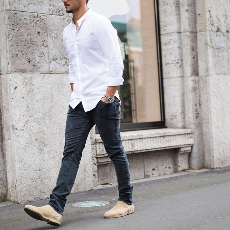 Outfit for guys in a pop concert | Femrico
